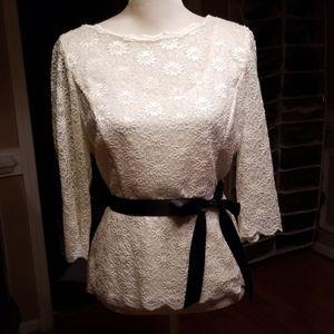 Alex Evenings, blouse